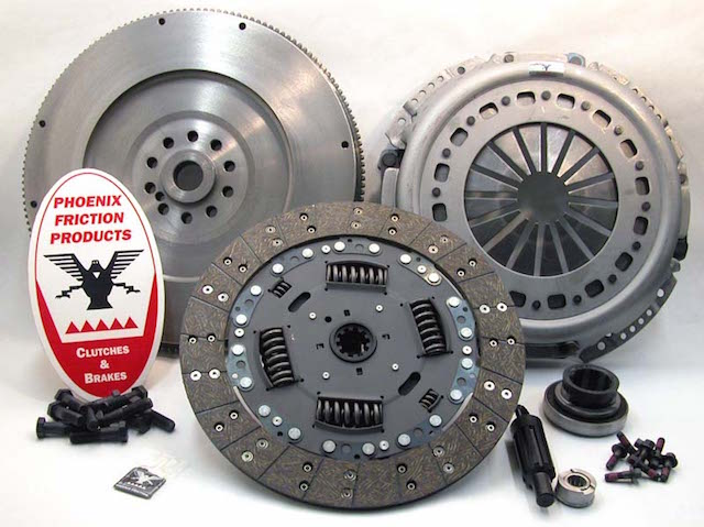 Ford Flywheel Conversion Kit
