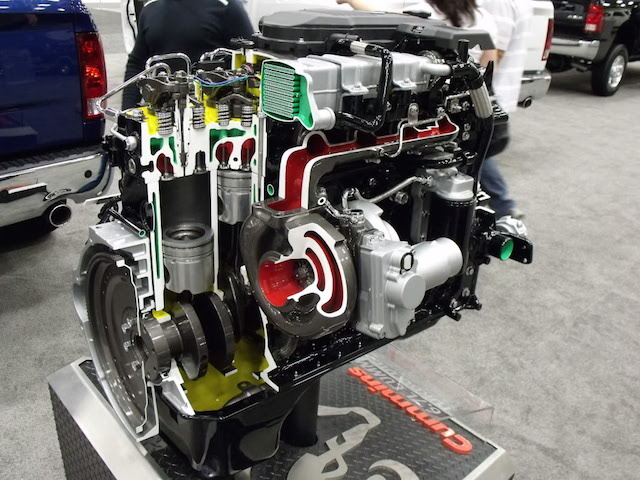 Inside Ram engine