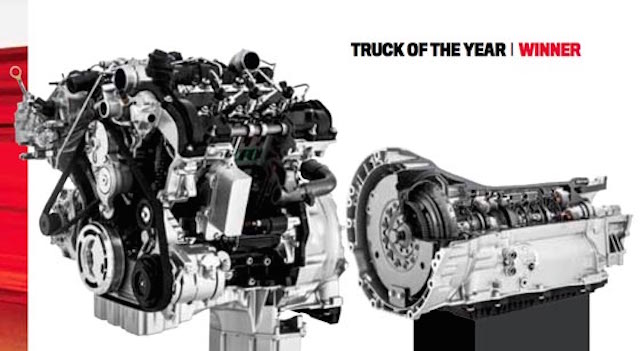 Truck of year winner
