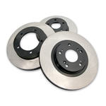 Original Equipment Style Replacement Brake Rotors