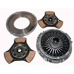 14.4 in. (365mm) Stamped Pull Type Diaphragm Type Medium Duty Truck Clutch Kits | Phoenix Friction