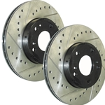Brake Rotors - Ultra High Performance Upgrade