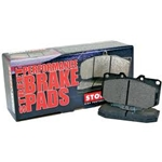 Brake Pads - High Performance Upgrade