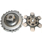 16-1/2 in. (420mm) Pull Type Clutch Kit for Heavy Duty Trucks | Phoenix Friction