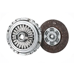 17 in (430mm) Pull-Type Clutch Kit for Manual Transmissions on Heavy Duty Trucks