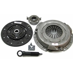 07-002 Clutch Kit: Ford Escort, EXP, Mercury LN7, Lynx - 8