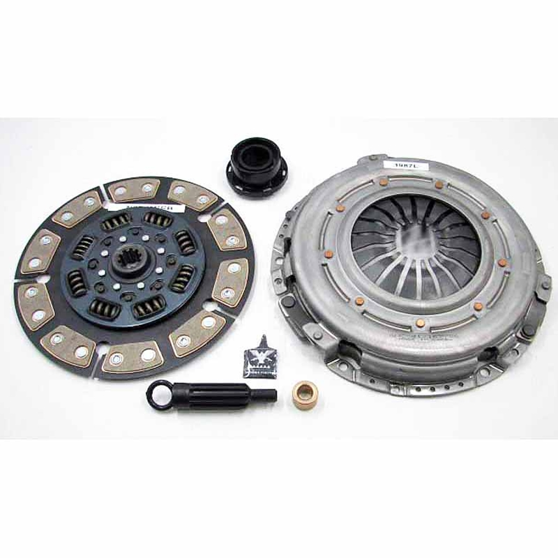 Stage 3 Ceramic Clutch Kit - Chevrolet, GMC 6.5L Diesel 7.4L Gas 1996 - 2002
