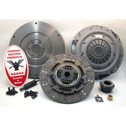 Direct OE Replacement Clutch Kit with Flywheel - Chevrolet, GMC 6.5L Diesel 1996 - 2002