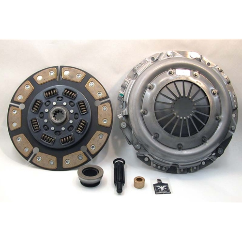 Stage 3 Ceramic Solid Flywheel Replacement Clutch Kit - Chevrolet, GMC 6.5L Turbo Diesel 1992 - 1995