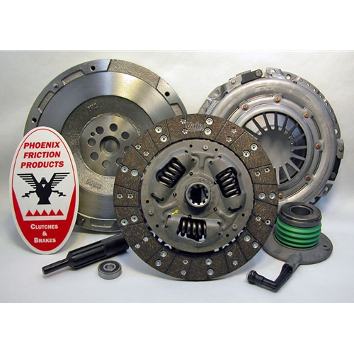 Solid Flywheel Conversion Clutch Kit - Chevrolet, GMC 6.6L Duramax Turbo Diesel 2001 - 2007