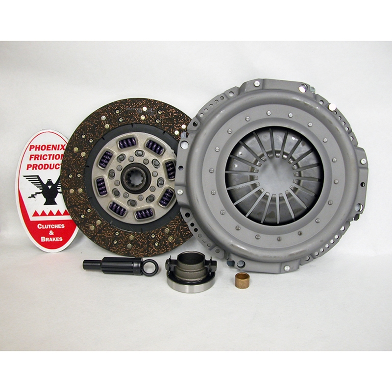 Stage 2 Heavy Duty Clutch Kit - Dodge Ram 5.9L Diesel, 8.0L Gas 1998 - 2005
