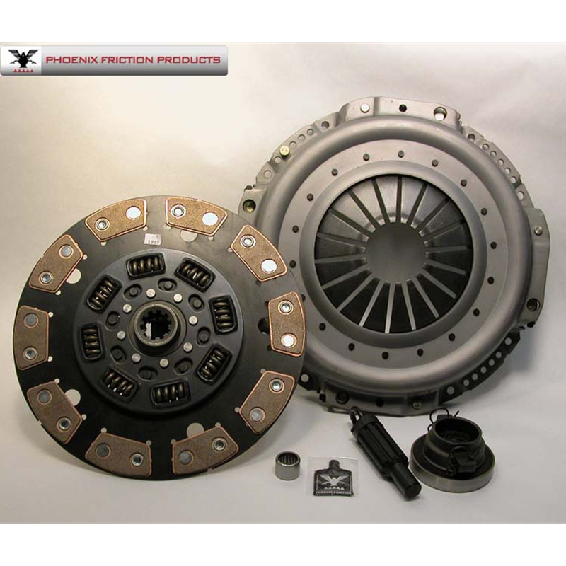 Stage 4 Heavy Duty Ceramic Clutch Kit - Dodge Ram 5.9L Diesel, 8.0L Gas 1998 - 2005
