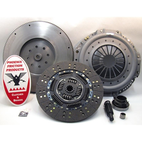 Direct OE Replacement Clutch Kit with Flywheel - Dodge Ram 5.9L Diesel 1998 - 2005