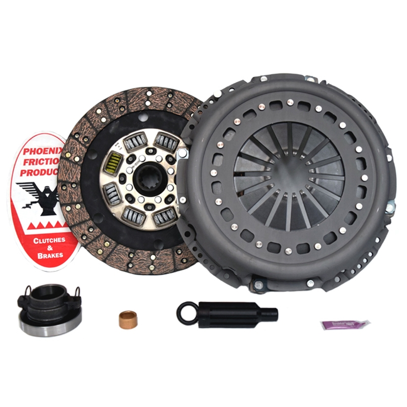 Stage 2 Heavy Duty Organic Clutch Kit - Dodge Ram 5.9L Turbo Diesel NV5600 6 Speed 1999 - 2005