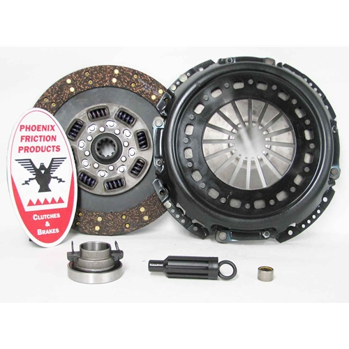 Stage 3 Extra Heavy Duty Organic Clutch Kit - Dodge Ram 5.9L Turbo Diesel NV5600 6 Speed 1999 - 2005