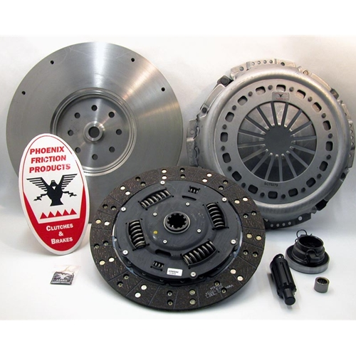 Direct OE Replacement Clutch Kit with Flywheel - Dodge Ram 5.9L Turbo Diesel NV5600 6 Speed 1999 - 2005