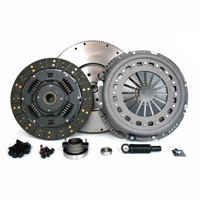 Heavy Duty 13 inch Upgrade Clutch Kit with Flywheel - Dodge Ram 5.9L Diesel 1998 - 2005