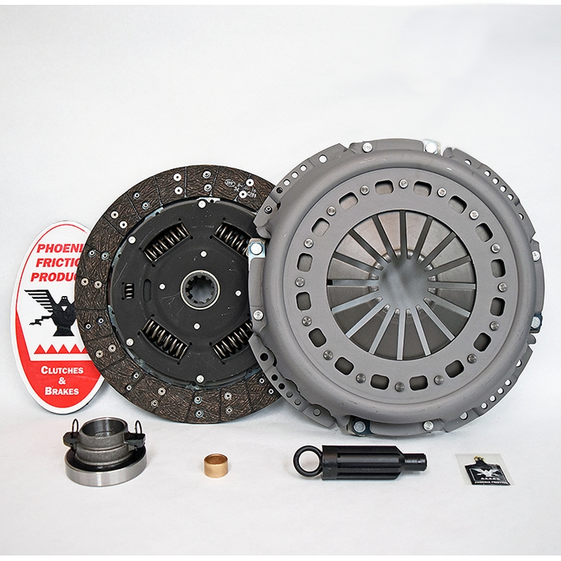 Solid Flywheel Conversion Replacement Clutch Kit - Dodge, Ram 5.9L 6.7L Turbo Diesel G56 6 Speed 2005 - 2014