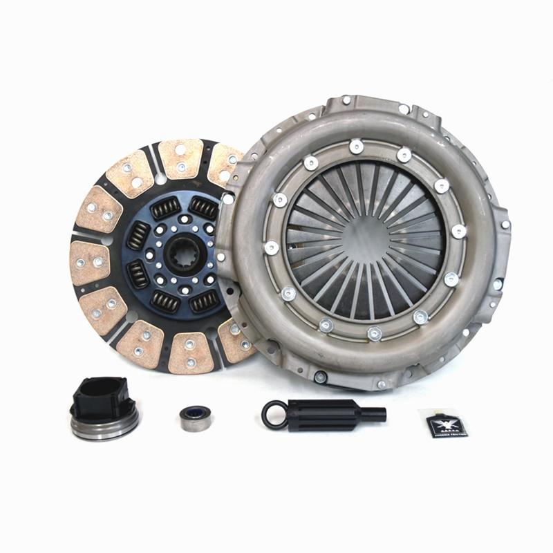 07-113 4C Stage 4 Extra Heavy Duty Ceramic Clutch Kit: Ford