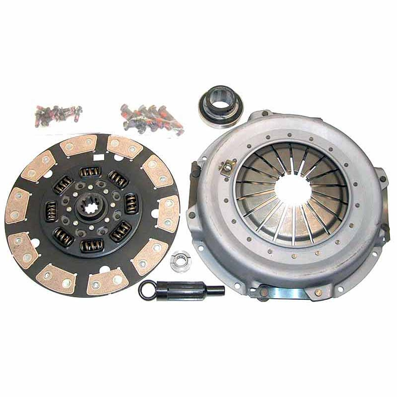 Stage 3 Ceramic Solid Flywheel Replacement Clutch Kit - Ford 7.3L Diesel 1987 - 1994