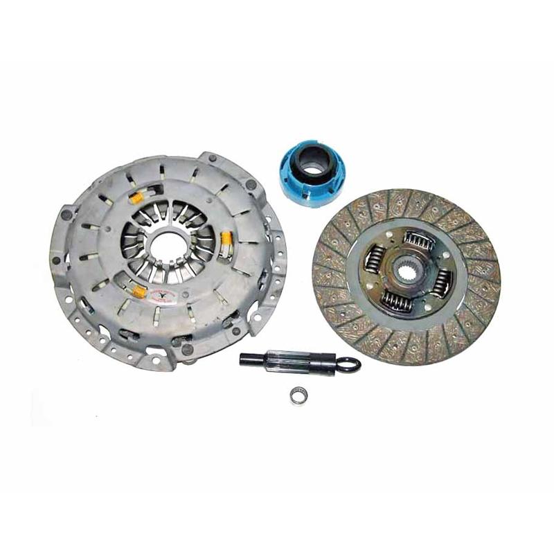 07-140 Clutch Kit: Ford Ranger, B2300, B2500, B3000 - 9-1/8 in
