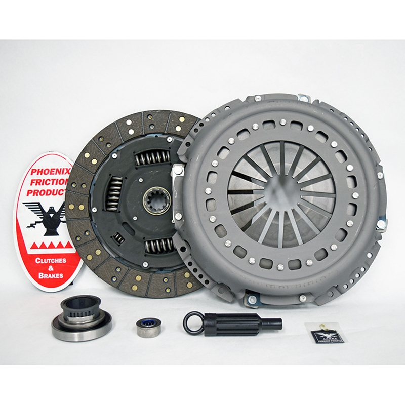 Solid Flywheel Replacement Clutch Kit for LuK Style Flywheel - Ford 7.3L Turbo Diesel 1994 - 1998