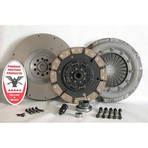 07-501CK 3C Stage 3 Ceramic Solid Flywheel Conversion Clutch