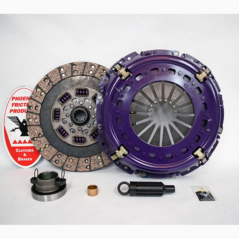 Stage 4 Ultimate Organic Solid Flywheel Conversion Replacement Clutch Kit - Dodge, Ram 5.9L 6.7L Turbo Diesel G56 6 Speed 2005 - 2014