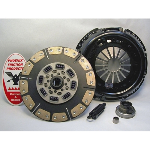 Stage 5 Extra Heavy Duty Ceramic Solid Flywheel Conversion Replacement Clutch Kit - Dodge, Ram 5.9L 6.7L Turbo Diesel G56 6 Speed 2005 - 2014