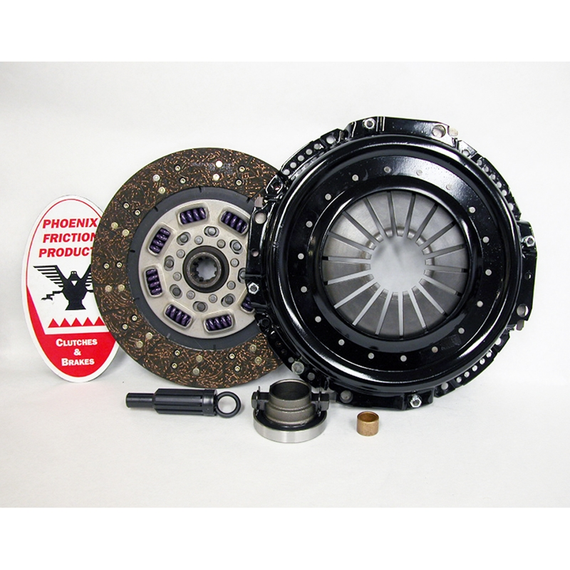 Stage 3 Extra Heavy Duty Organic Clutch Kit - Dodge Ram 5.9L Diesel, 8.0L Gas 1998 - 2005