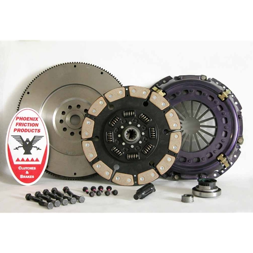 Stage 6 Ultimate Ceramic Solid Flywheel Replacement Clutch Kit and Flywheel - Ford 7.3L Turbo Diesel 1994 - 1998