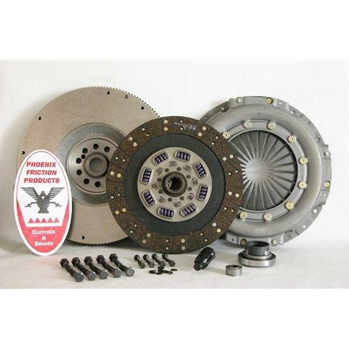 Stage 3 Extra HD Organic Clutch Kit with Flywheel - Ford 7.3L DFI Turbo Diesel 1994 - 1998