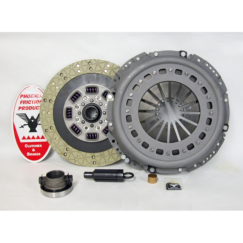 Stage 3 Kevlar/Ceramic Clutch Kit - Dodge Ram 5.9L Turbo Diesel NV5600 6 Speed 1999 - 2005