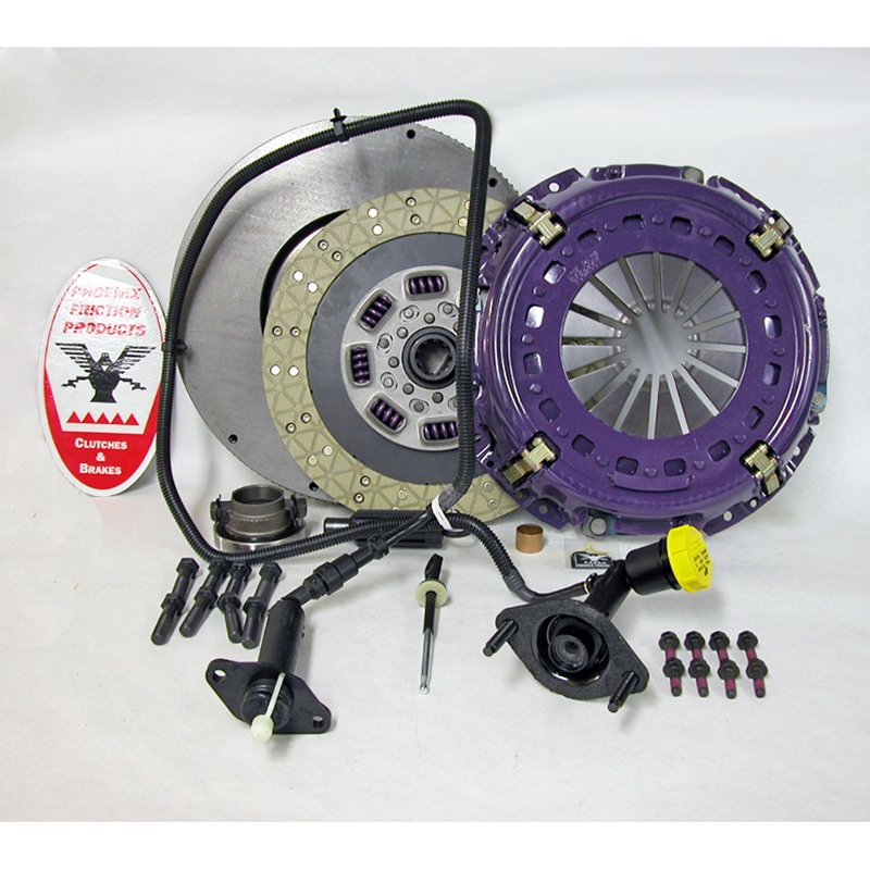 Stage 6 Ultimate Kevlar/Ceramic Solid Flywheel Conversion Clutch Kit - Dodge, Ram 5.9L 6.7L Turbo Diesel G56 6 Speed 2005 - 2014
