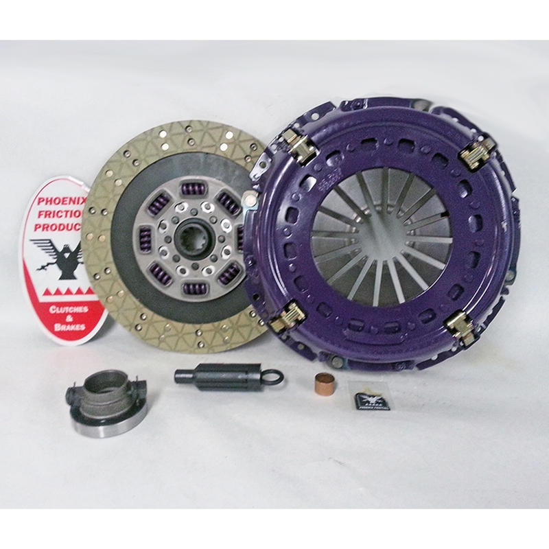 Stage 6 Ultimate Kevlar/Ceramic Solid Flywheel Replacement Clutch Kit - Dodge, Ram 5.9L 6.7L Turbo Diesel G56 6 Speed 2005 - 2014