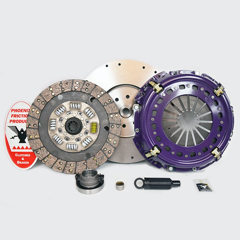 Stage 4 Ultimate Organic Clutch Kit with Flywheel - Dodge Ram 5.9L Turbo Diesel NV5600 6 Speed 1999 - 2005