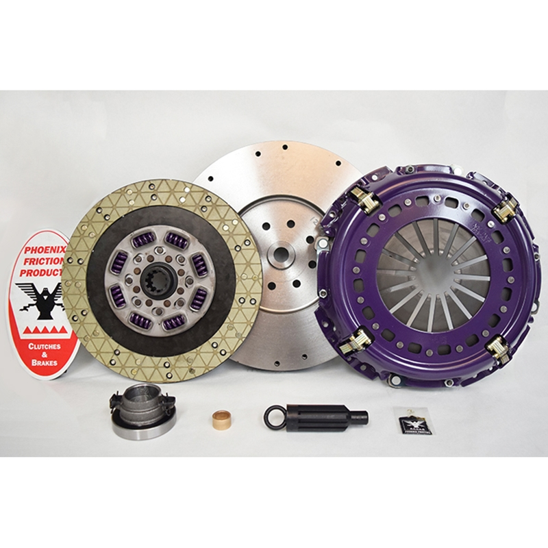 Stage 6 Ultimate Kevlar/Ceramic Clutch Kit - Dodge Ram 5.9L Turbo Diesel NV5600 6 Speed 1999 - 2005