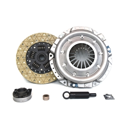 01-015.2K Stage 2 Kevlar Clutch Kit: Jeep CJ - 10-1/2 in.