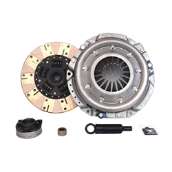 01-015.3C Stage 3 Ceramic Clutch Kit: Jeep CJ - 10-1/2 in.