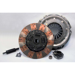 01-017.2DF Stage 2 Dual Friction Clutch Kit: Jeep CJ J-10 Wagoneer- 10-1/2 in.
