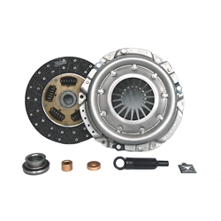 04-019 Clutch Kit: Camaro Corvette Firebird Grand Am Grand Prix GTO LeMans Ventura - 10.4 in.