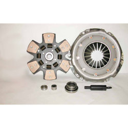 04 021 3c Stage 3 Ceramic Clutch Kit Camaro Cutlass El