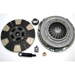 04-105.3 Stage 3 Heavy Duty Clutch Kit: GM Pickups, SUVs, & Van - 12""