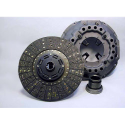 04-106L Lever Style Organic Clutch Kit: Chevrolet C40 C50 C60 GMC C4000 C4500 - 13 in.
