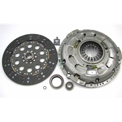 04-199 Clutch Kit: GM 6.6L Diesel Silverado, Sierra - 12 in.