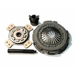 04-315 Ceramic Clutch Kit: GM C5, C6, C7, Kodiak, Topkick - 13""