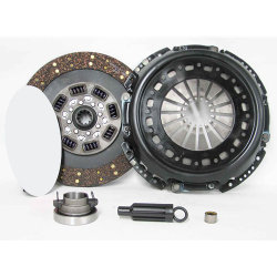 05-101.3 Stage 3 Extra Heavy Duty Organic Clutch Kit: Dodge 5.9L Cummins Diesel Ram 2500, 3500 6 Speed NV5600 - 13 in.