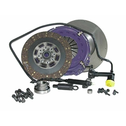 05-124CK.4 Stage 4 Ultimate Organic Solid Flywheel Conversion Clutch Kit: Dodge Ram 2500, 3500, 4500, and 5500 G56 6 Speed Transmission - 13 in.