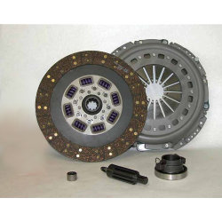 05-501.2 Stage 2 Heavy Duty Organic Clutch 13 in. Upgrade Replacement Kit: Dodge Ram 2500, 3500 5.9L Cummins Diesel, 8.0L Gas NV4500 5 Speed- 13 in.