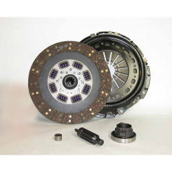 05-501.3 Stage 3 Extra Heavy Duty Organic Clutch 13 in. Upgrade Replacement Kit: Dodge Ram 2500, 3500 5.9L Cummins Diesel, 8.0L Gas NV4500 5 Speed- 13 in.